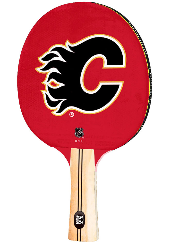 Calgary Flames Paddle Table Tennis - Image 1