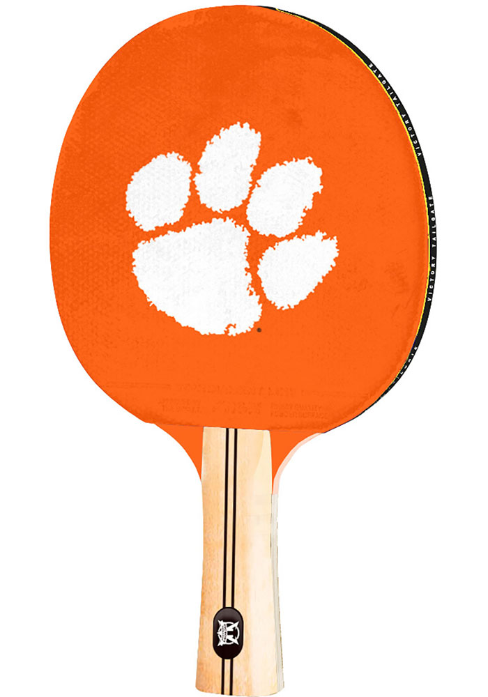 Clemson Tigers Paddle Table Tennis - Image 1