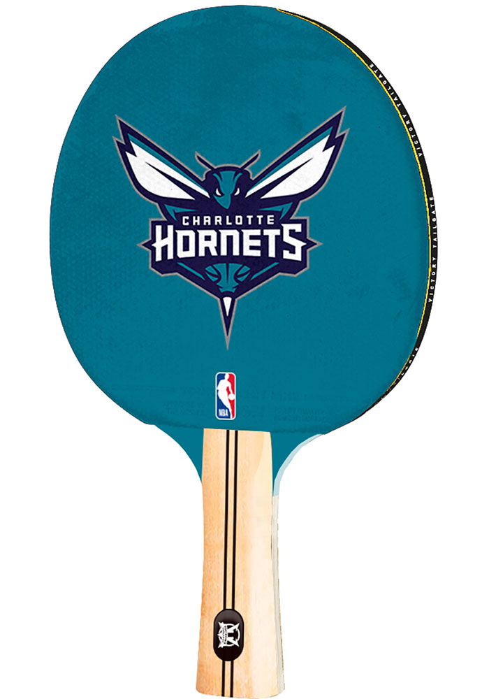 Charlotte Hornets Paddle Table Tennis - Image 1