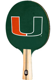Miami Hurricanes Paddle Table Tennis