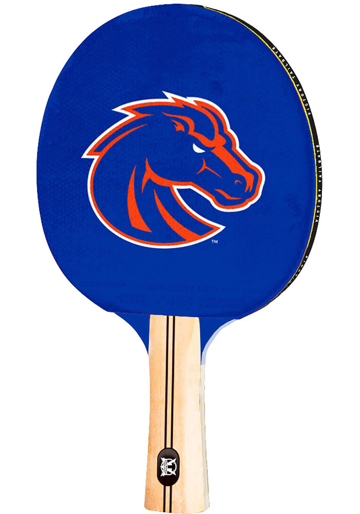 Boise State Broncos Paddle Table Tennis - Image 1