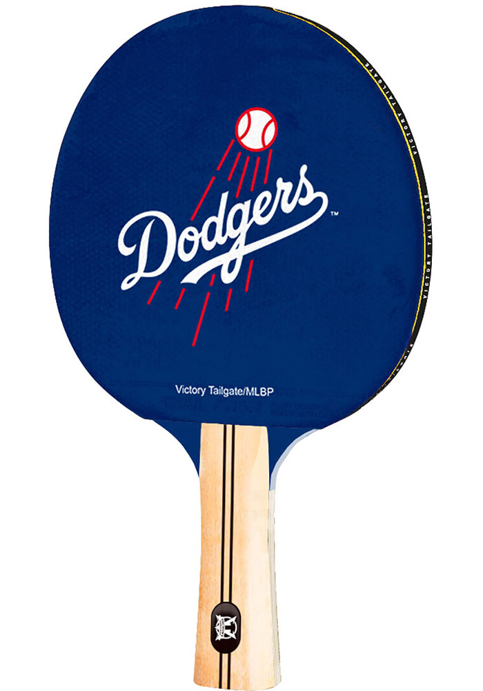 Los Angeles Dodgers Paddle Table Tennis - Image 1