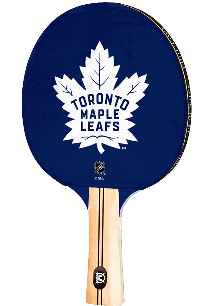 Toronto Maple Leafs Paddle Table Tennis - Image 1