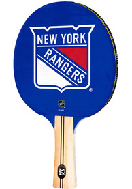 New York Rangers Paddle Table Tennis
