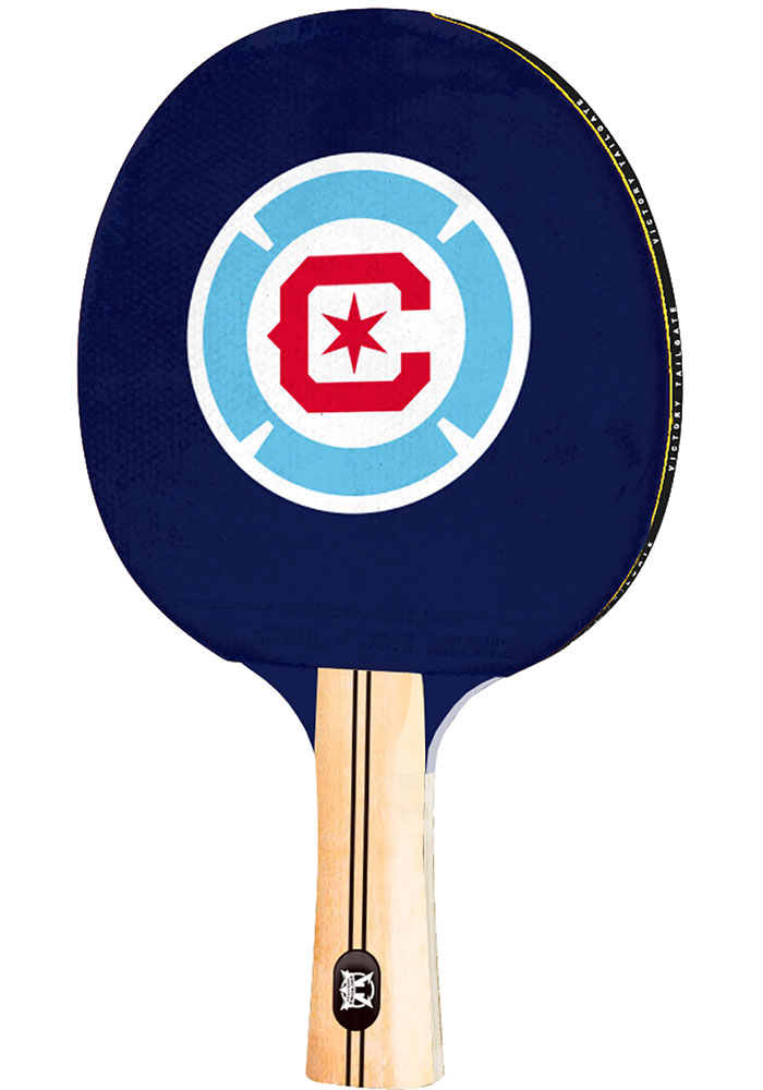 Chicago Fire Paddle Table Tennis - Image 1