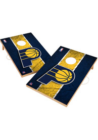 Indiana Pacers Vintage 2x3 Cornhole Tailgate Game