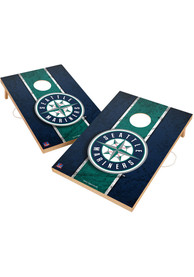 Seattle Mariners Vintage 2x3 Cornhole Tailgate Game