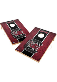 South Carolina Gamecocks Vintage 2x3 Cornhole Tailgate Game