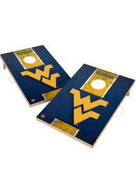West Virginia Mountaineers Vintage 2x3 Cornhole Tailgate Game