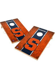 Syracuse Orange Vintage 2x3 Cornhole Tailgate Game