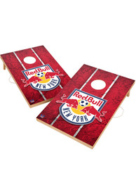 New York Red Bulls Vintage 2x3 Cornhole Tailgate Game