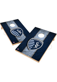Sporting Kansas City Vintage 2x3 Cornhole Tailgate Game