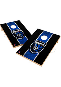 San Jose Earthquakes Vintage 2x3 Cornhole Tailgate Game