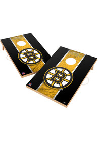 Boston Bruins Vintage 2x3 Cornhole Tailgate Game