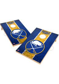 Buffalo Sabres Vintage 2x3 Cornhole Tailgate Game