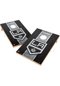 Los Angeles Kings Vintage 2x3 Cornhole Tailgate Game