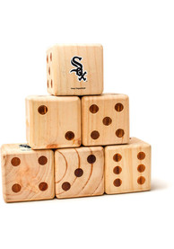 Chicago White Sox Yard Dice Tailgate Game