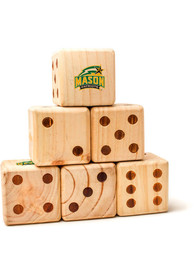 George Mason University Yard Dice Tailgate Game