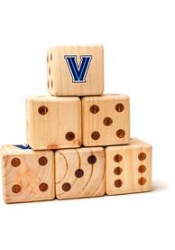 Villanova Wildcats Yard Dice Tailgate Game