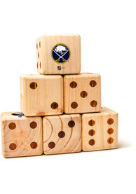 Buffalo Sabres Yard Dice Tailgate Game