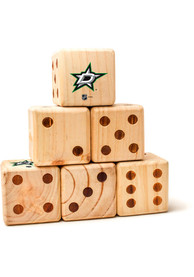 Dallas Stars Yard Dice Tailgate Game