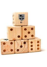Los Angeles Kings Yard Dice Tailgate Game