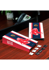 Boston Red Sox Desktop Cornhole Desk Accessory