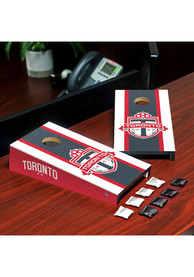Toronto FC Desktop Cornhole Desk Accessory