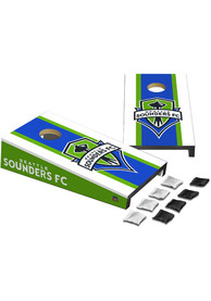 Seattle Sounders FC Desktop Cornhole Desk Accessory