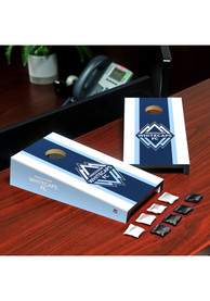 Vancouver Whitecaps FC Desktop Cornhole Desk Accessory