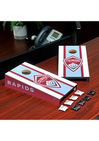 Colorado Rapids Desktop Cornhole Desk Accessory