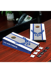 Air Force Desktop Cornhole Desk Accessory