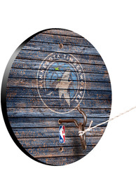 Minnesota Timberwolves Hook and Ring Tailgate Game