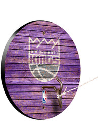 Sacramento Kings Hook and Ring Tailgate Game