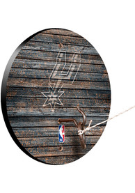 San Antonio Spurs Hook and Ring Tailgate Game