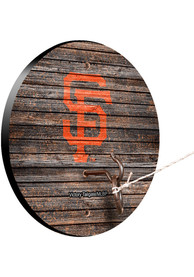 San Francisco Giants Hook and Ring Tailgate Game