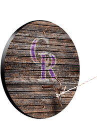 Colorado Rockies Hook and Ring Tailgate Game