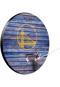 Golden State Warriors Hook and Ring Tailgate Game