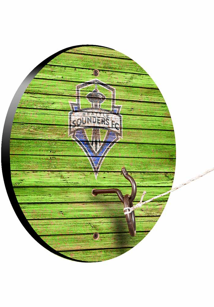 Seattle Sounders FC Hook and Ring Tailgate Game - Image 1