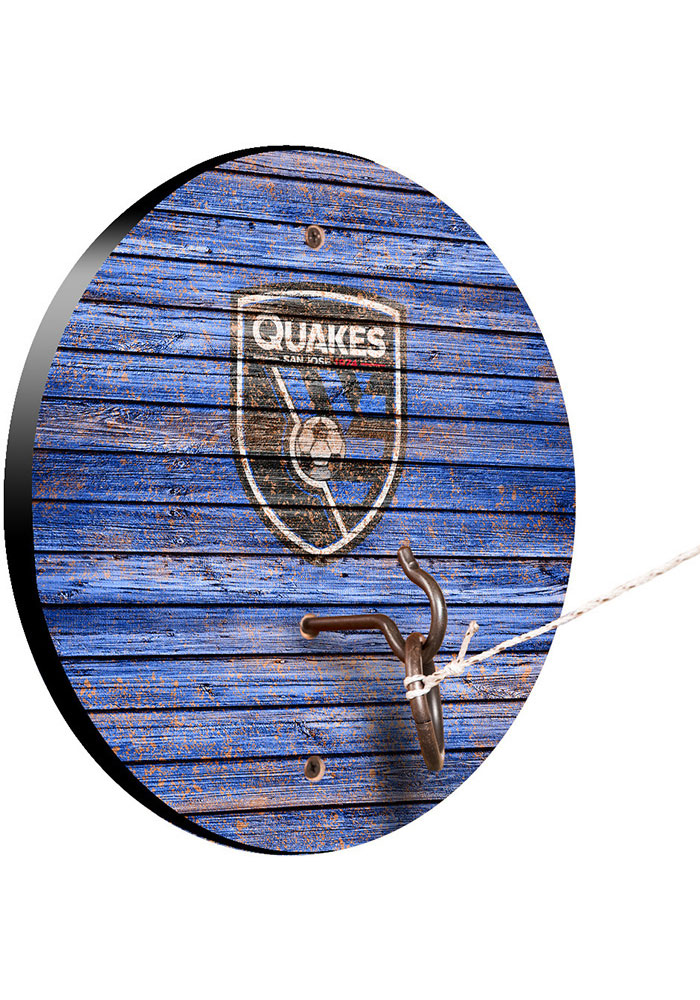 San Jose Earthquakes Hook and Ring Tailgate Game - Image 1