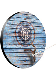 New York City FC Hook and Ring Tailgate Game
