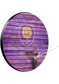 Orlando City SC Hook and Ring Tailgate Game