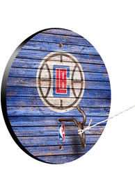 Los Angeles Clippers Hook and Ring Tailgate Game