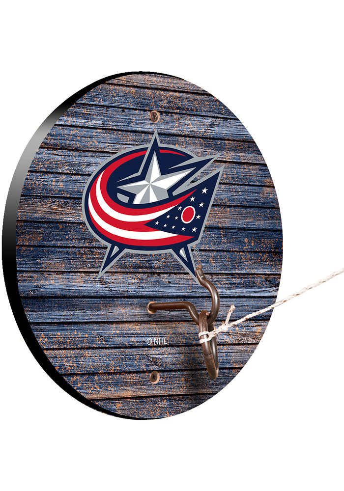 Columbus Blue Jackets Hook and Ring Tailgate Game - Image 1