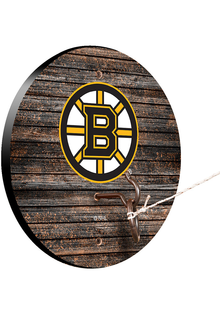 Boston Bruins Hook and Ring Tailgate Game - Image 1
