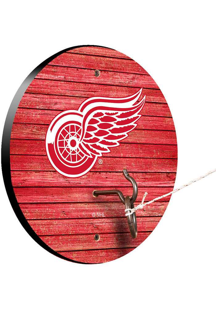 Detroit Red Wings Hook and Ring Tailgate Game - Image 1