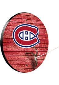 Montreal Canadiens Hook and Ring Tailgate Game