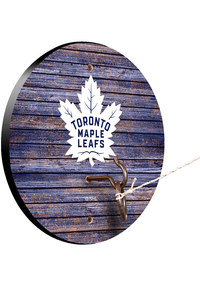 Toronto Maple Leafs Hook and Ring Tailgate Game - Image 1