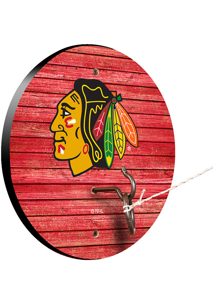 Chicago Blackhawks Hook and Ring Tailgate Game - Image 1