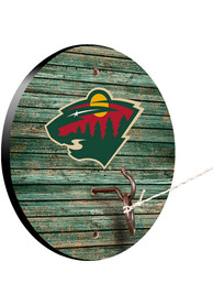 Minnesota Wild Hook and Ring Tailgate Game